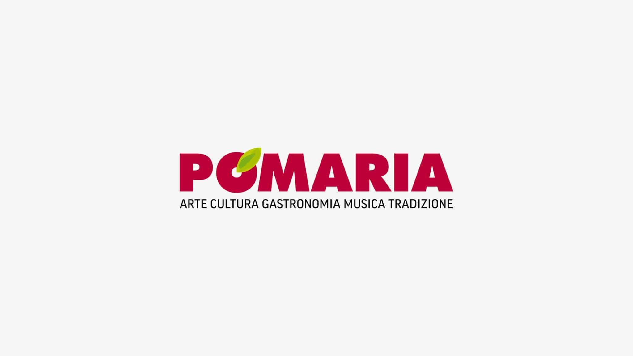Pomaria - restyle logo