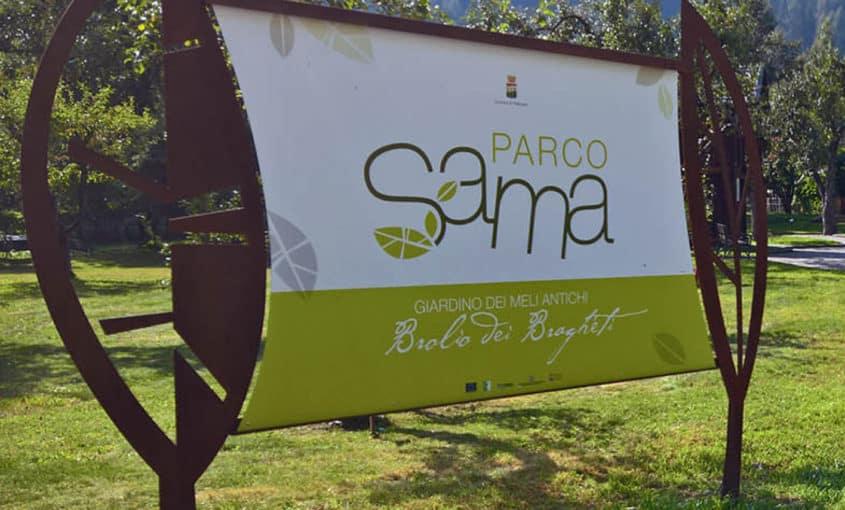 Parco Sama - allestimento permanente